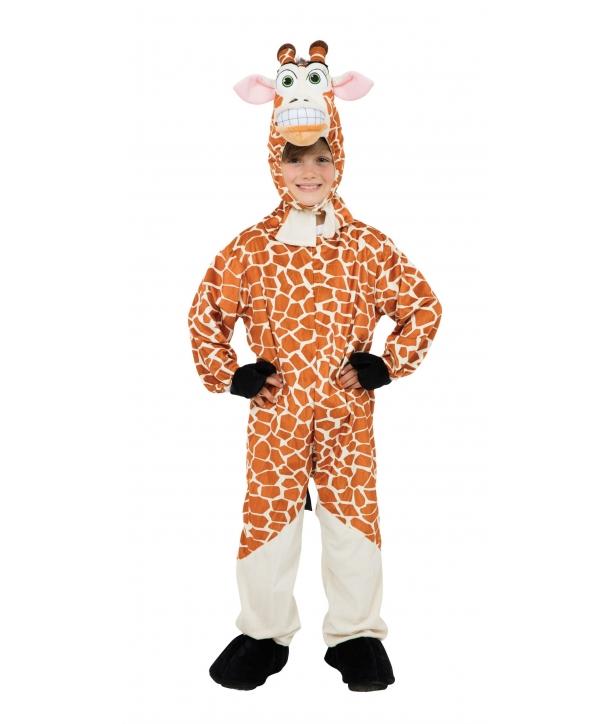 Costum carnaval copii girafa
