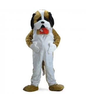 Mascota adulti Caine Saint Bernard
