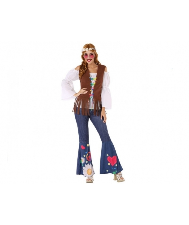 Costum carnaval Hippie