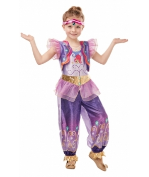 Costum carnaval fete Shimmer mov
