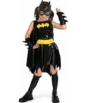 Costum carnaval fete Batgirl cu licenta