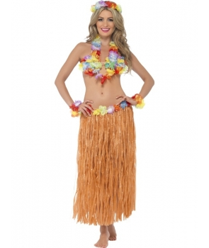 Set Hawaii cu fusta