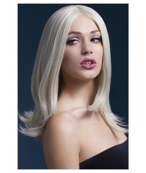Peruca petrecere Sophia blonda
