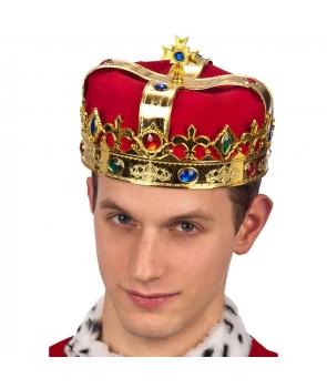 Coroana rege rosie