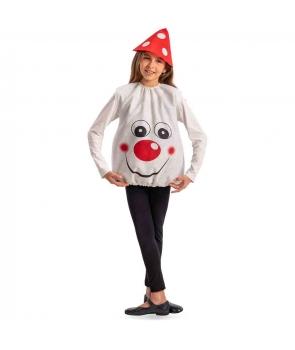 Costum serbare copii unisex Ciuperca