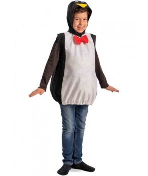 Costum serbare copii unisex Pinguin