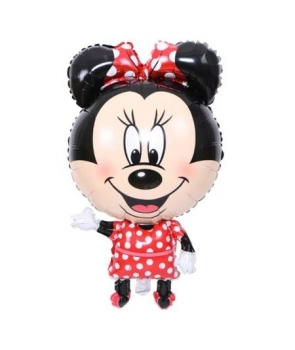 Balon folie Minnie ,80cm