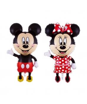Set baloane petrecere Minnie si Mickey