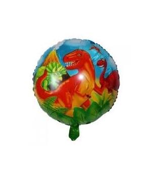Balon folie dinozauri