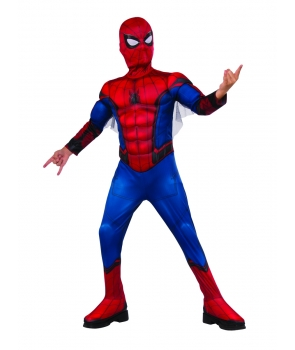 Costum carnaval copii Spideman Far from home