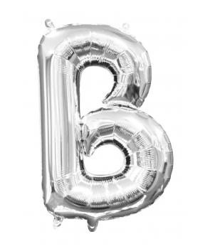 Balon folie litera B