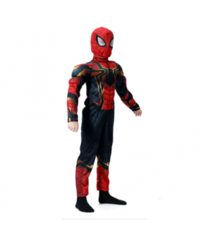 Costum carnaval copii Spiderman Infinity