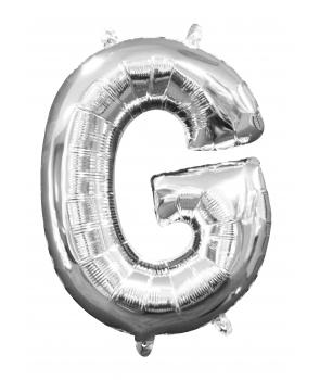 Balon folie litera G