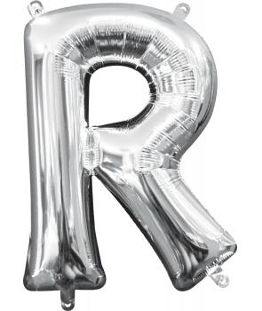 Balon folie litera R