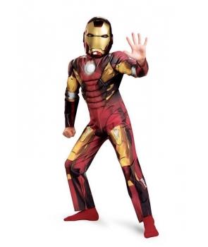 Costum petrecere copii Iron Man