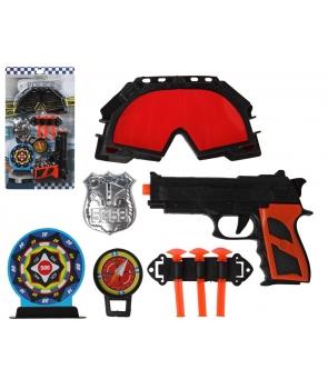 Set 6 accesorii politist