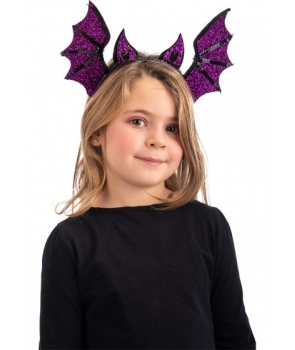 Bentita Halloween liliac mov