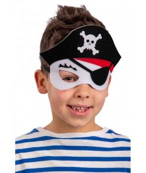 Masca petrecere pirat copii