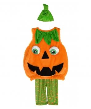 Costum copii Dovlecel cu verde, unisex