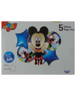 Set baloane folie Mickey