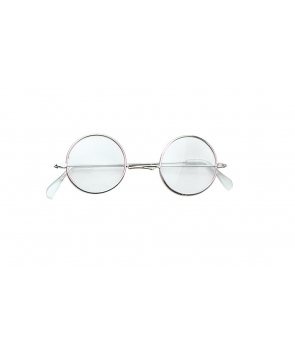 Ochelari Mos Craciun rotunzi cu lentila