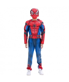 Costum carnaval Spiderman cu masca