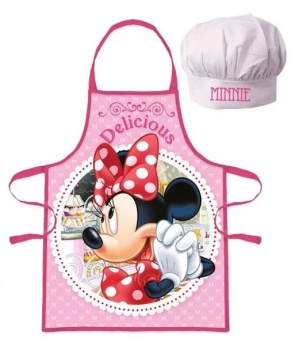 Set bucatar copii Disney Minnie