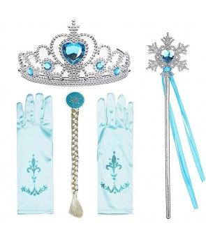 Set accesorii copii printesa Elsa