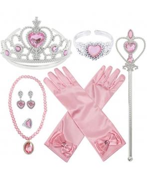 Set accesorii copii Printesa,roz