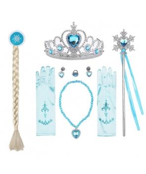 Set accesorii copii Elsa Frozen