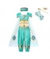 Costum carnaval fete Jasmine cu accesorii