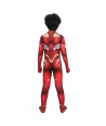 Costum carnaval copii Iron Man cu cagula,mulat