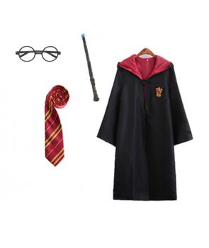Costum carnaval copii Harry Potter cu cravata