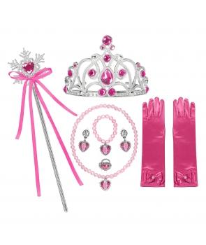Set accesorii printesa roz