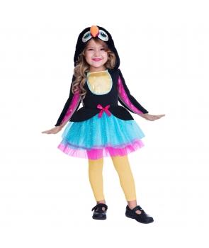 Costum carnaval fete Pinguin