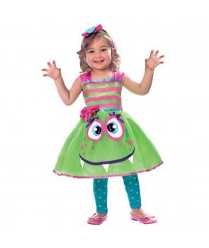 Costum Halloween fete Monstrulet haios