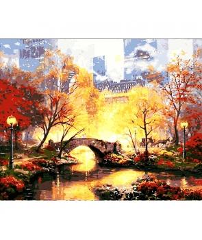 Set pictura pe numere Central Park New York