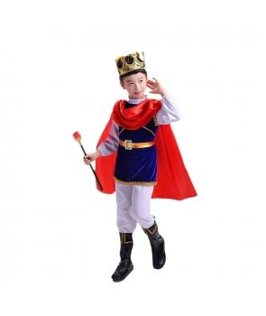 Costum carnaval copii Printul Albei ca Zapada