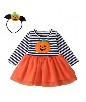 Costumatie Halloween fete Dovlecica cu bentita