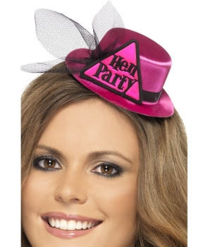 "Palarie burlacite ""Hen party"""