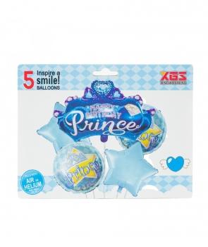 Set petrecere Happy Birthday Prince