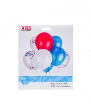 Set petrecere 9 baloane latex