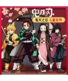 Costum Anime Cosplay Kimetsu no Yaiba Kamado Nezuko Anime