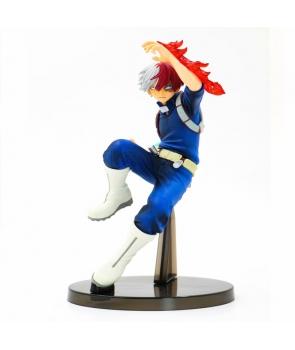 Figurina Anime My Hero Academia Todoroki Shoto ,15cm,PVC