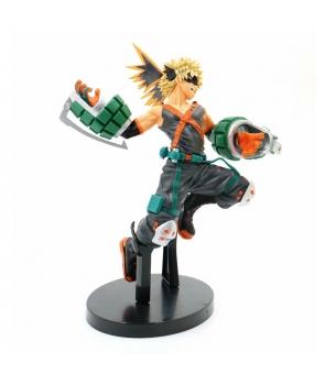 Figurina Anime My Hero Academia Bakugou Katsuki ,15cm,PVC