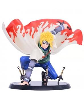 Figurina Naruto Eterm Uzumaki, PVC, 15cm