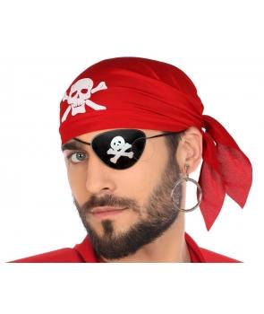Set carnaval pirat cu 3 piese