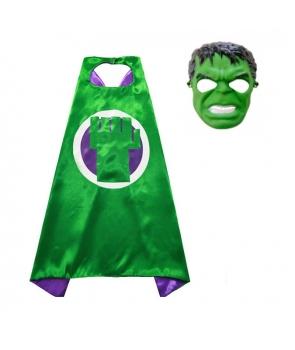 Pelerina petrecere copii Hulk