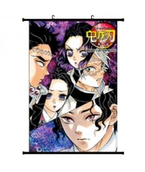 Poster din panza , Anime Demon Slayer, 60*90cm
