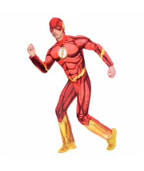 Costum carnaval adulti Flash